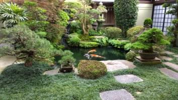 Einen asiatischen Garten anlegen » Diese Elemente dürfen ...
