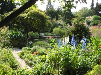 Karl Foerster Sein Garten In Postdam Bornim Entstehung Und