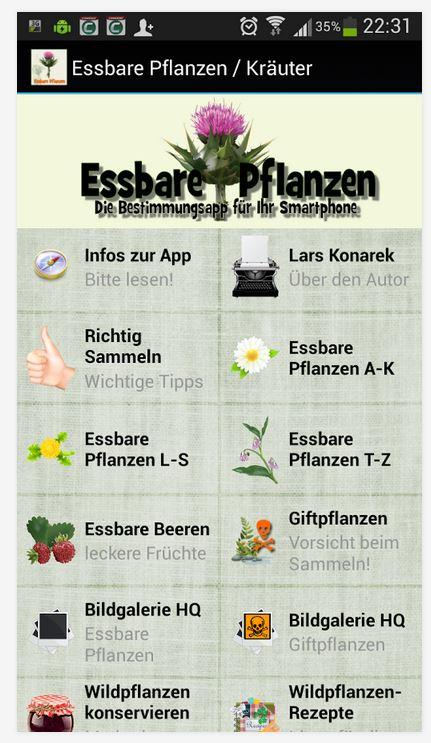 Kruter und Pflanzen  GartenMagazinede