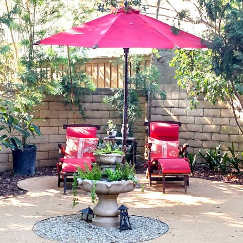 Sonnenliege Gartenmoebel