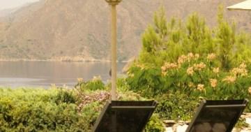 Sonnenliege Gartenmöbel Sonnenschirm