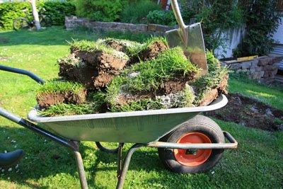 Baunebenkosten fr den Garten Diese Ausgaben beim Hausbau