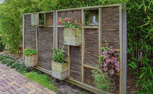 Sichtschutz Für Terrassen 5 Stilvolle Möglichkeiten Mit