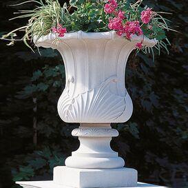 Pflanzgefäß aus Steinguss - Wilton House