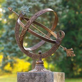 """Dekorative Garten Sonnenuhr - """"Versaille"""""""