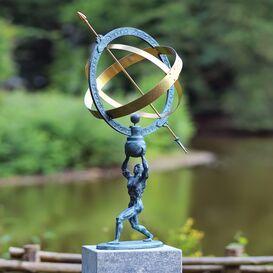 """Dekorative Garten Sonnenuhr - """"Giordano"""""""
