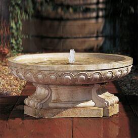 Gartenbrunnen aus Steinguss - Bletchley Park