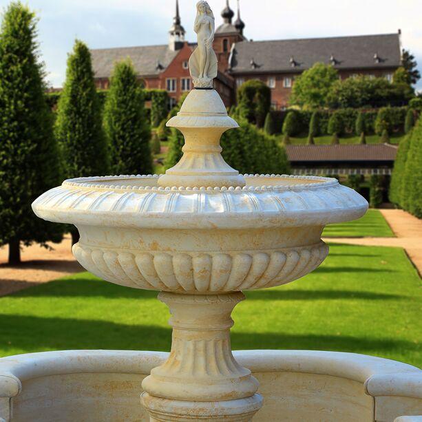 Groer Garten Kaskaden Brunnen  La Vilette  Gartentraumde