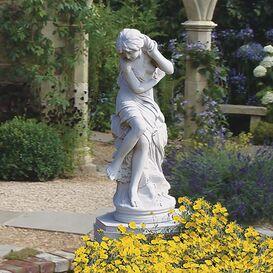 Venus Statue aus Steinguss - Venus