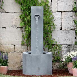 Gartenbrunnen aus Zink - Carosa