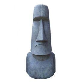 "Steinfigur ""Tatonga"" für den Garten"
