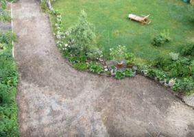 Gartenweg anlegen