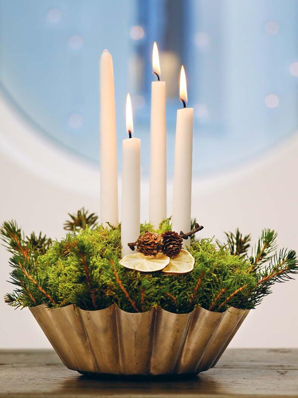 Zauberhafte Weihnachtsdeko  Gartenzauber