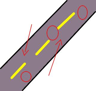 Esquema tático para o novo asfalto