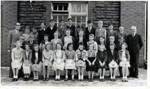 Upper Adare Street School 1956