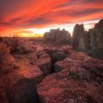 Smith Rock Oregon