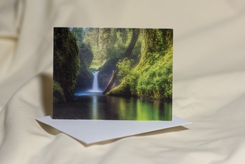 Gift Card Punchbowl Falls