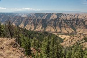 Imnaha River Canyon