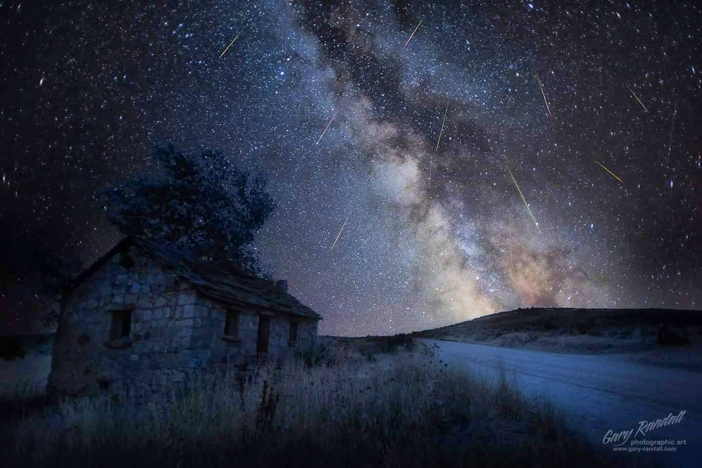 Dead Ox Ranch Perseids