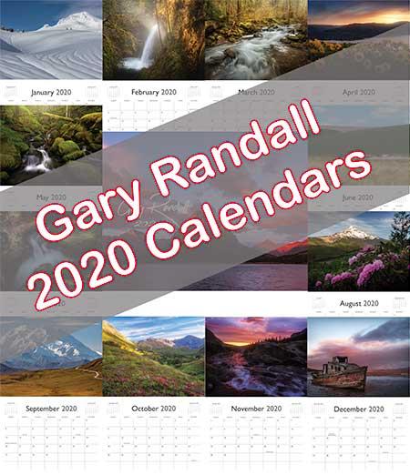 2020 Gary Randall Calendars
