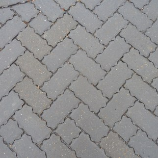 Permeable charcoal brickweave