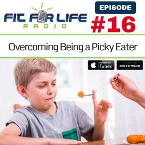Overcoming Being A Picky Eater