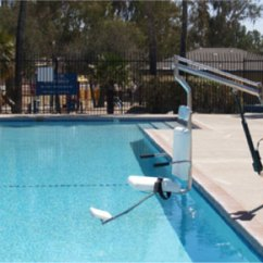 Wheelchair Lift Cost Linen Chair Slipcover Gary Fair Construction I-lift Pool   Installation Of Ilift Handicapped And ...