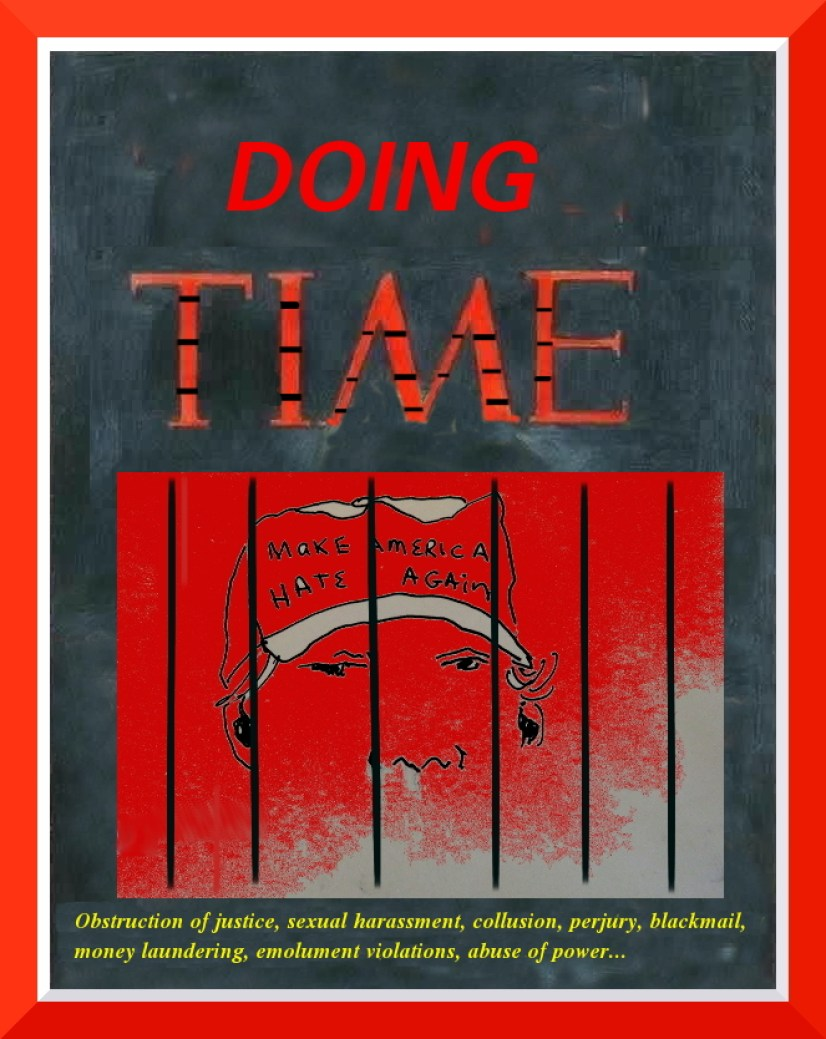 Doing Time Behind Bars
