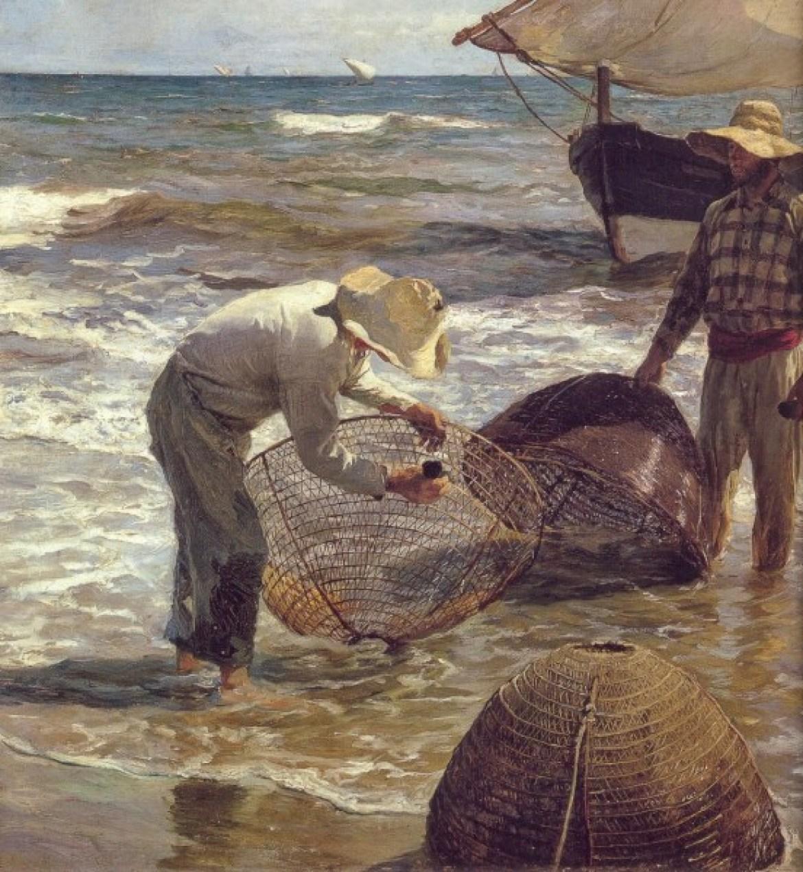 Fisherman of Valencia, Pescadores de Valencia