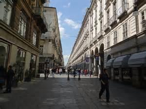 Via Garibaldi, Torino