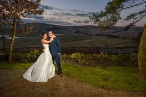 Naomi and James | Saddleworth Hotel | Wedding Photography