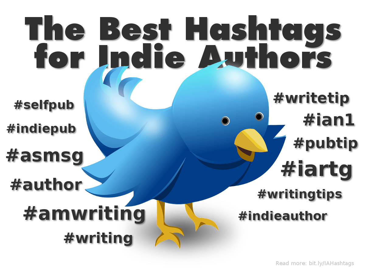 Best Hashtags for Indie Authors