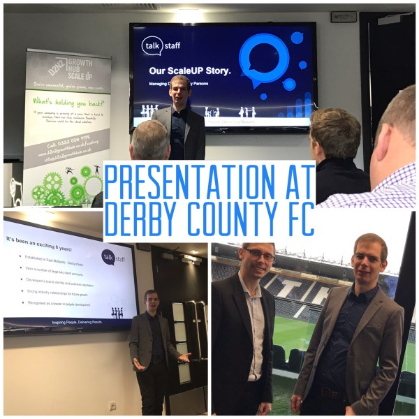 #100HappyDays + Presenting at DCFC