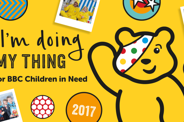Children In Need 2017 #100HappyDays