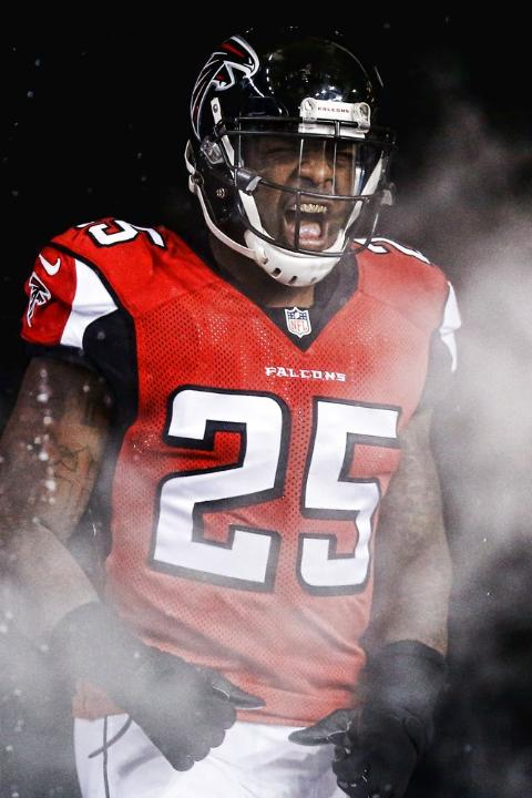 Photo courtesy of Atlanta Falcons.