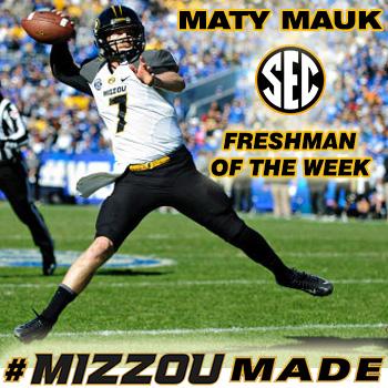 Maty Mauk FPOW - Kentucky