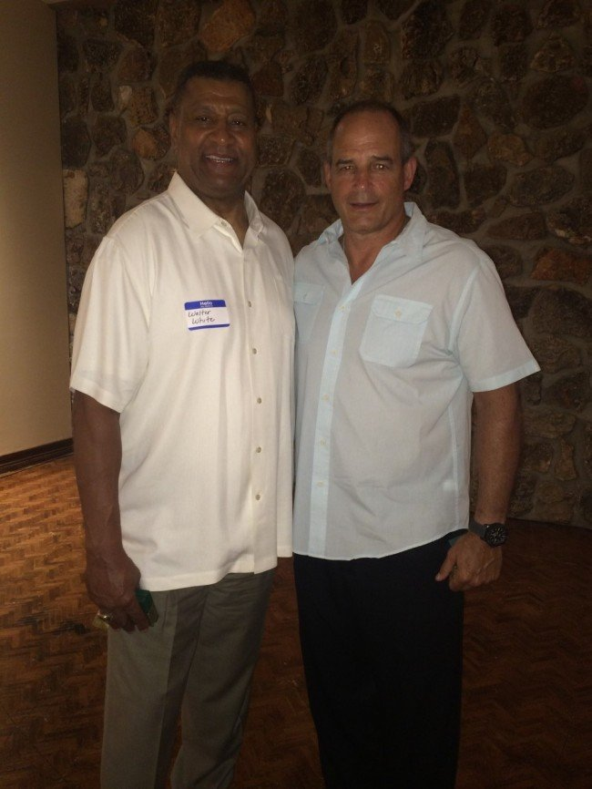 Gary Pinkel Walter White Hospital Benefit 2014