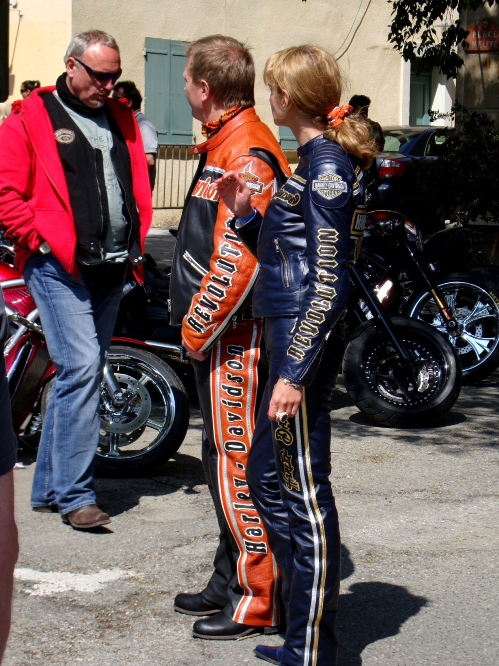 St Tropez 2010  Motorcycle Tour   Gary S France