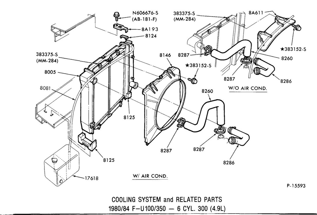 hight resolution of ford 351 windsor cooling system diagram wiring diagram used cooling system illustrations gary s garagemahal the