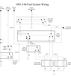 1985 ford f 250 wiring manual e book 1985 ford f 250 wiring [ 1035 x 800 Pixel ]