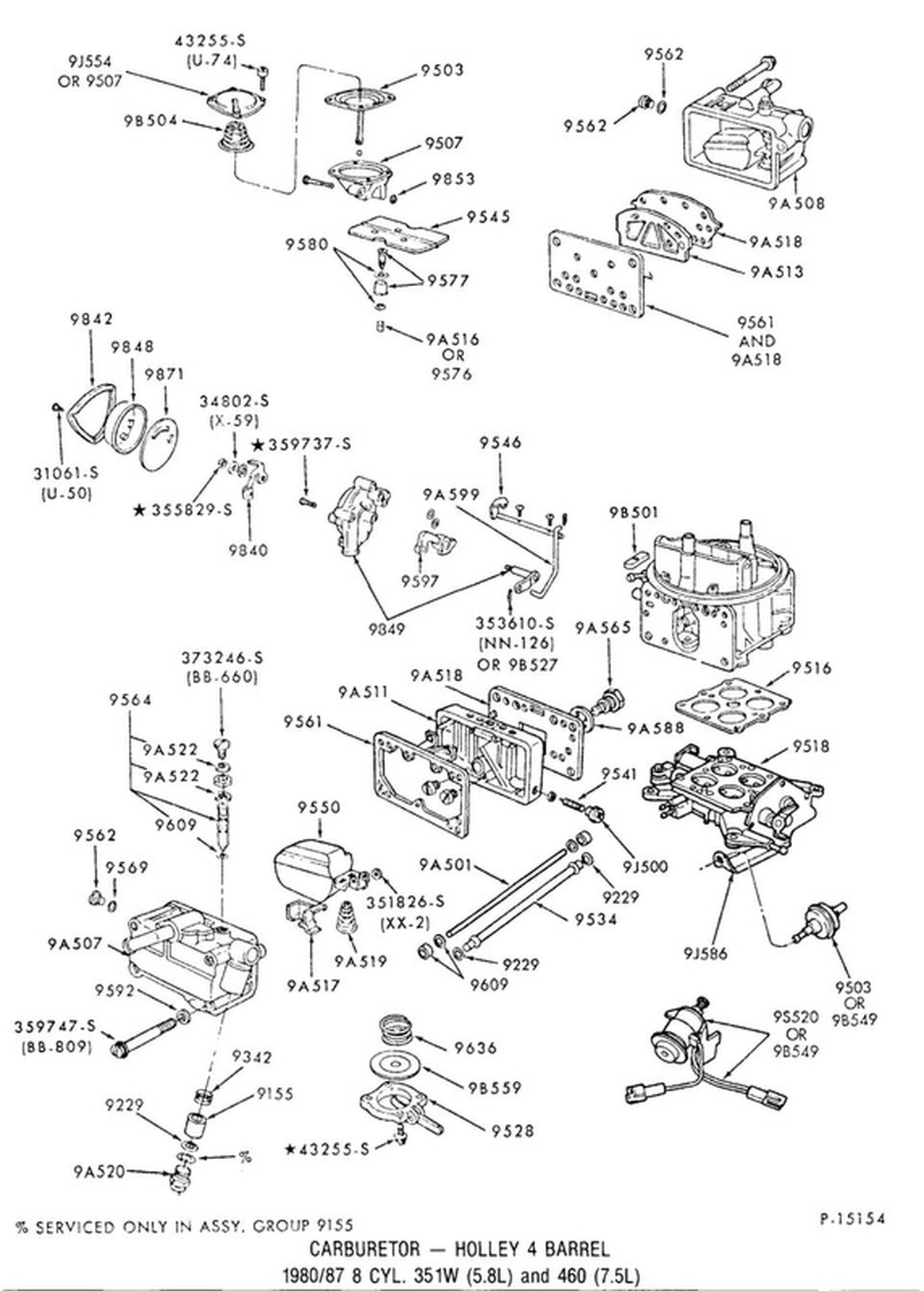 how to use this document to use this document you need a carburetor part number starting with 95 5 if you don t have that then go to the page entitled  [ 1169 x 1634 Pixel ]