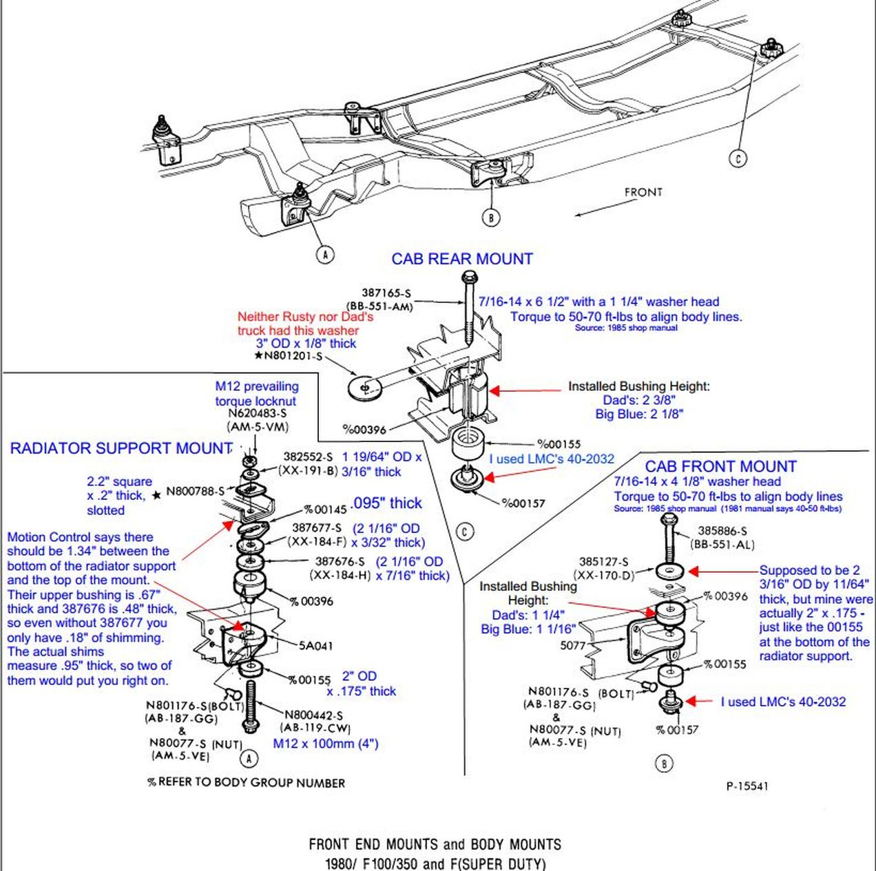 hight resolution of f350 body diagram