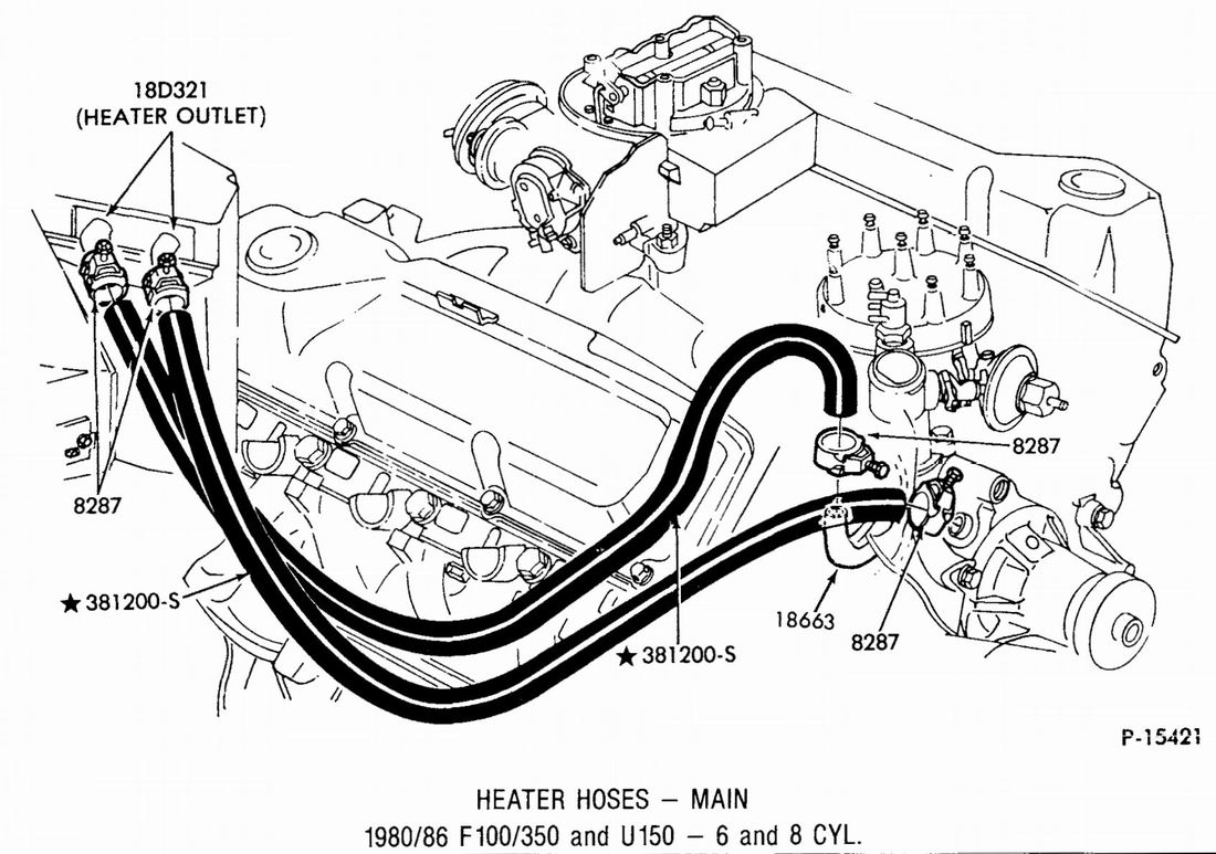 hight resolution of 150 radiator drain plug on 2000 ford ranger radiator hose diagram 2000 ford ranger radiator diagram further 1995 mustang vacuum diagram