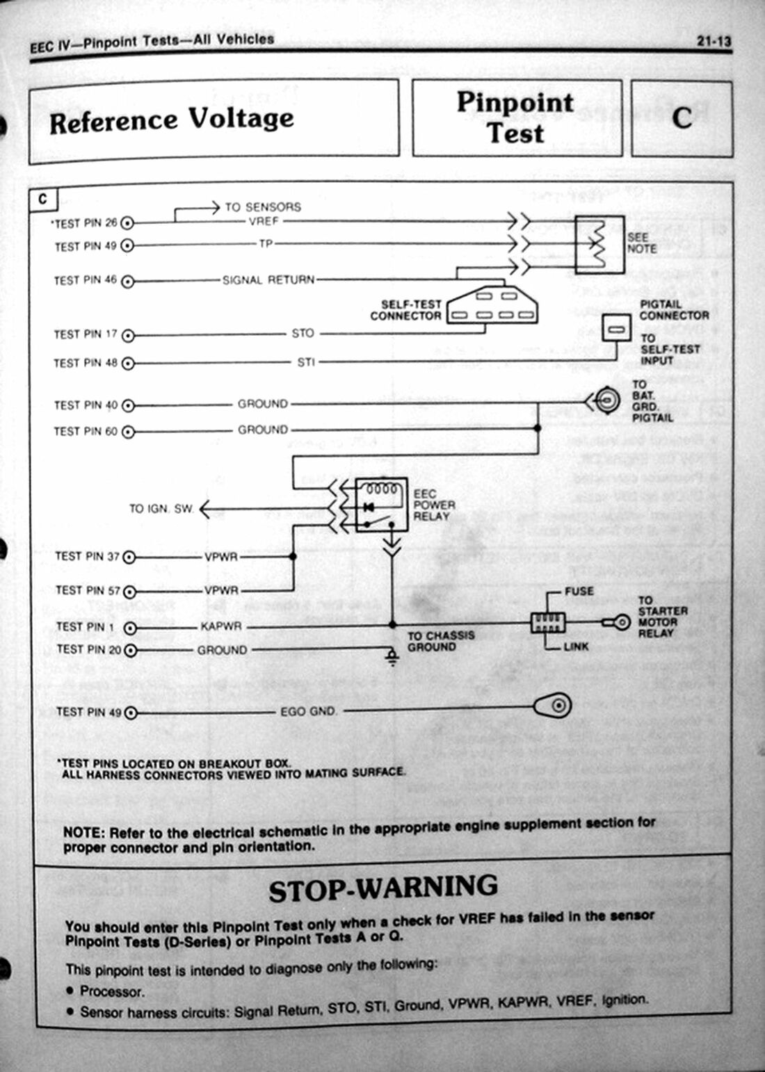 hight resolution of eec iv wiring diagram 4 9 advance wiring diagram eec iv wiring diagram 4 9