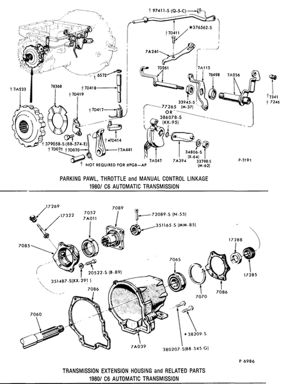 medium resolution of the c6 s in 4x4 trucks had a deeper pan and therefore a need to pull the fluid from the bottom of that pan to do that so there was a suction tube