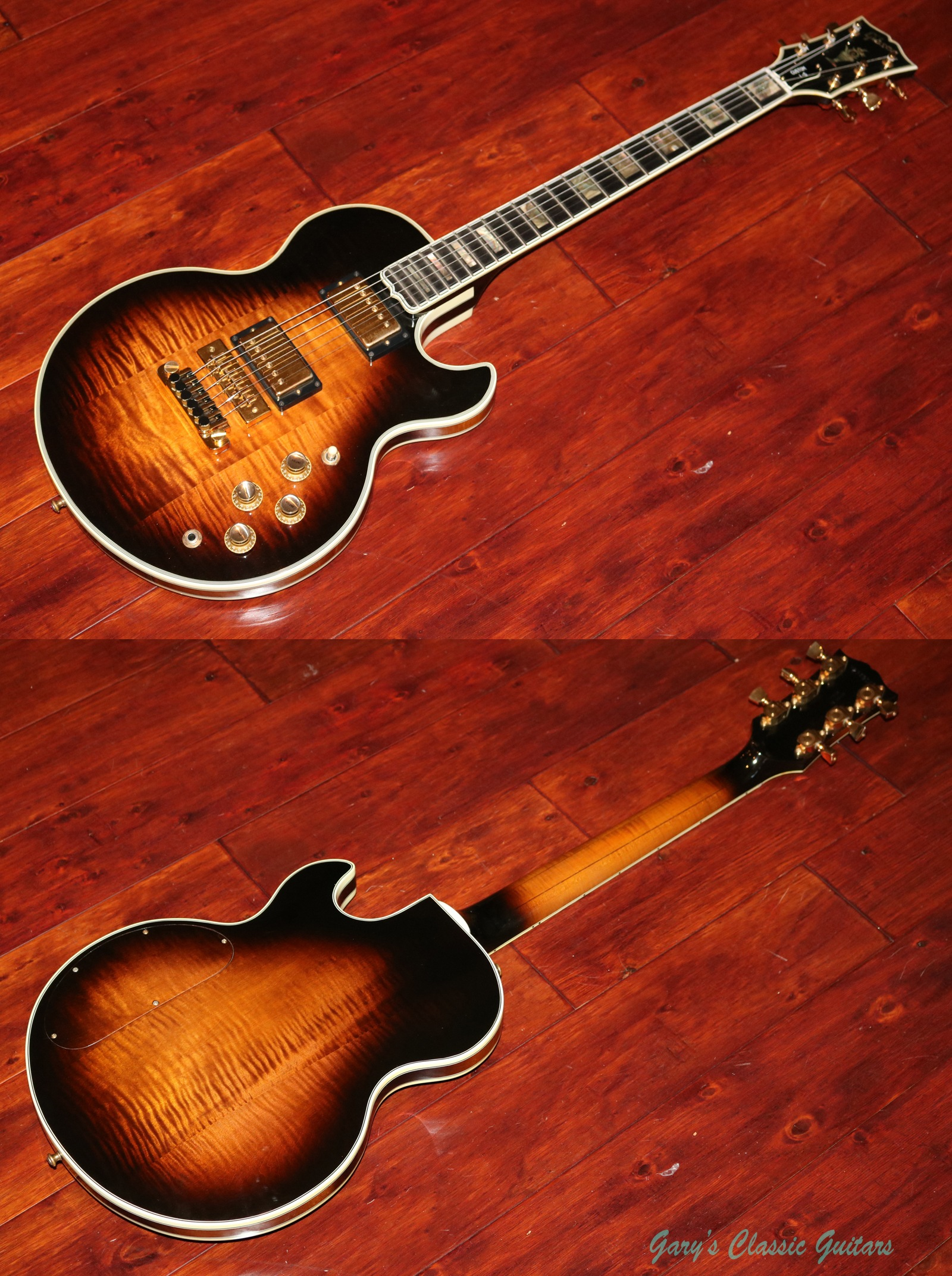 1979 Gibson L5-S   Garys Classic Guitars & Vintage Guitars LLC