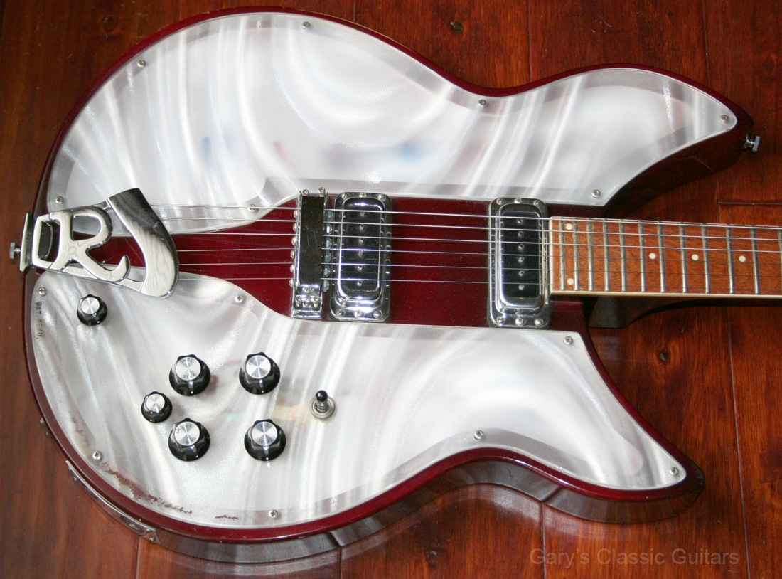 gretsch wiring diagram buffet table 1971 rickenbacker light show model 331 | garys classic guitars & vintage llc
