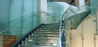 Custom Glass Stairs | Glass Staircases And Railings Florida