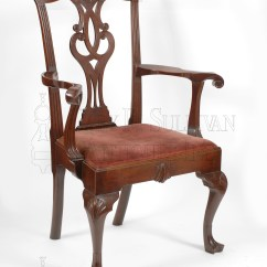 Chippendale Dining Chair Most Comfortable Bed Armchair, (philadelphia, Pennsylvania) - Furniture 12049 : Gary Sullivan Antiques ...