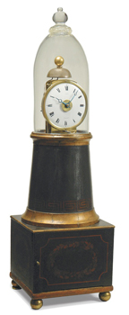 Simon Willard lighthouse clock